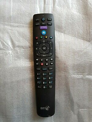 BT Remote Control Youview+  Humax BT T4000 & T2100
