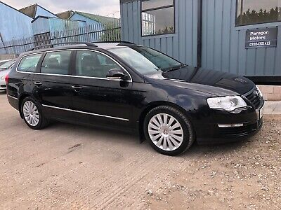 Vw Passat Estate Highline 2.0 Tdi 2008