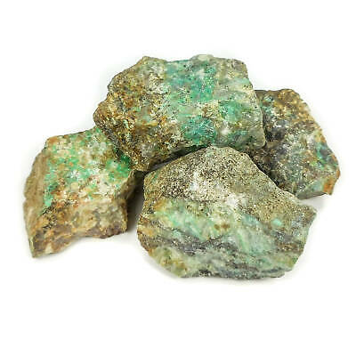 Bulk Wholesale Lot 1 LB - Chrysocolla - One Pound Rough Raw Stones Natural