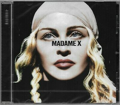 Cd Madonna - Madame X [Limited Cover - Portuguese Fnac Edition]