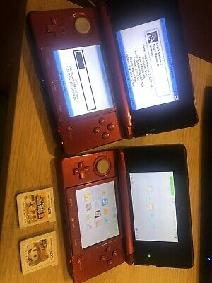 CFW HOMEBREW 32GB 'New' Nintendo 3DS, free games with