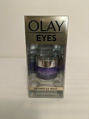 Olay Regenerist Retinol 24 Night Eye Cream 0.5 oz