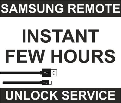 Samsung Galaxy S7 S6 S5  Note 5 Sm-N920 Note 8 Verizon Usa Remote Unlock Code