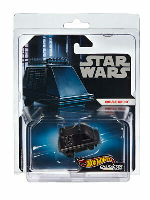 SDCC 2019 Exclusive Mattel Hot Wheels Star Wars Mouse Droid Character Car