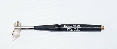 Hocking 29P335 2MHz NFe NDT 90deg Probe