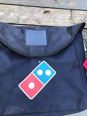 Large Dominos pizza hot Delivery Warm Insulated Thermal delivery bag