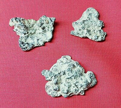 Roman Republic , AES Rude 3 Pieces , Before Money , Bronze , 22,1 grams