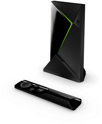 NVIDIA Shield TV Box 4K HDR Android Smart Streaming Media Player with Remote 16G