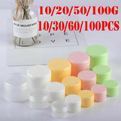 Wholesale Sample Container Jar Pot f Cream Lotion Cosmetic Makeup Lip Balms AU I