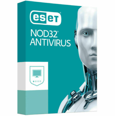 ESET NOD32 Antivirus 2019 1 PC, 2 Year (Exactly 730 Days) Instant Delivery