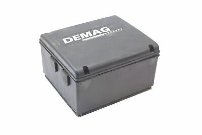Demag Switch Box + Lower Part