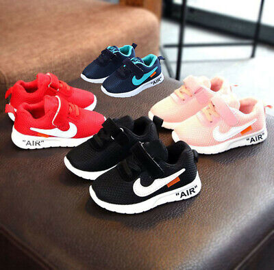 Baby Kids Boys Girls Shoes Children Running Sneakers Sports Trainer Shoes autumn