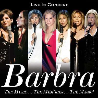 Barbra Streisand - The Music il Mem ' Ries The Magic Digipack] Nuovo CD
