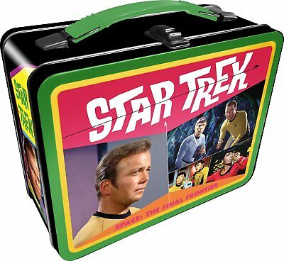 Star Trek: The Original Series Tin Lunch Box