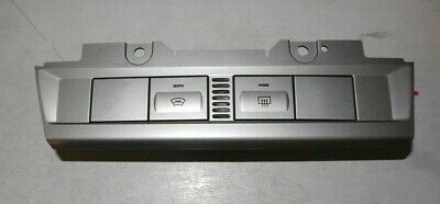 Ford Focus convertible heater switches windscreen control  2005-2010