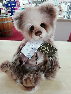 SPECIAL OFFER! Charlie Bears Isabelle Mohair DAVIES Number 186/450 (RRP £185)