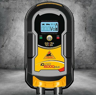 Panther Iqload 15000 plus pro Battery Charger 12V 24V 20Ah - 300Ah
