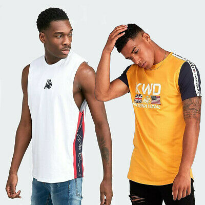 Mens Kings Will Dream T-Shirts - 2 Styles Available - (DD) RRP: £29.99