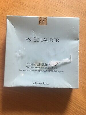 Estee Lauder Advanced Night Repair Eye Mask x 4 Sealed Box Concentrated Recovery
