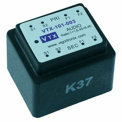 VTX-101-003 PCB Audio Transformer Vigortronix