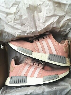 LIMITED EDITION* ADIDAS NMD RUNNER R1 VAPOUR PINK BY3059