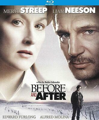 Before and After: Special Edition (Blu-ray, 2019) Kino Lorber! BRAND NEW!!