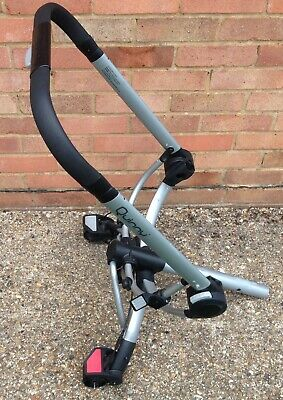 QUINNY MOODD CHASSIS FRAME /& 3 WHEEL 2015 2016 MODEL NEW BOXED