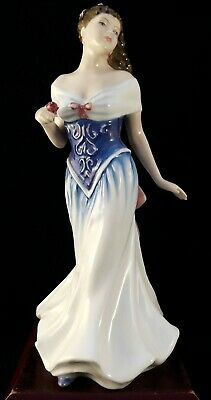 """Royal Doulton Figurine """"For You"""" HN 3754"""