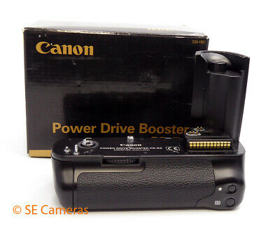 Genuine Canon Power Drive Booster Pb-E2 For Canon Eos 3