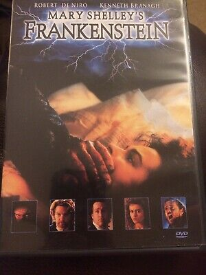 Mary Shelleys Frankenstein (DVD, 1998, Closed Caption)