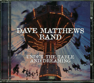 Dave Matthews Band - Under The Table And Dreaming (CD, 1994, RCA)