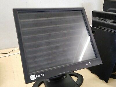 Used – in good working order! – Pacom CCTV monitor