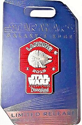Disneyland Resort Cast Exclusive Star Wars Galaxy's Edge Limited Release Pin