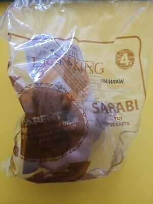 NEW McDonalds Happy Meal Toy 2019, LION KING #4 Sarabi