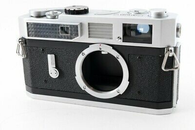 Canon 7 Rangefinder Film Camera Leica Screw Mount From Japan [Exc+++++] #484938A