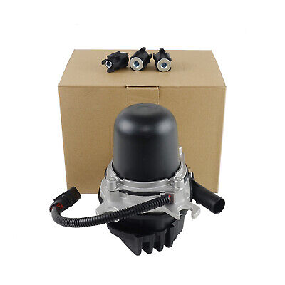 Secondary Air Pump for 2003-2006 Porsche Cayenne S//T 4.5L Cyl 1-4 Right Side V8