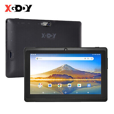 "XGODY 9"" Inch Android Quad-core 6.0 1+16GB Tablet PC Dual Cam Bluetooth IPS WiFi"