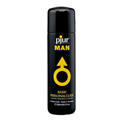 PJUR - Men Basic - Waterbased Lubricant - 250 ml