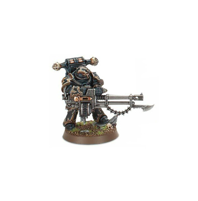 Chaos space marines 4 - Chaos - unboxed Shadowspear - 40k