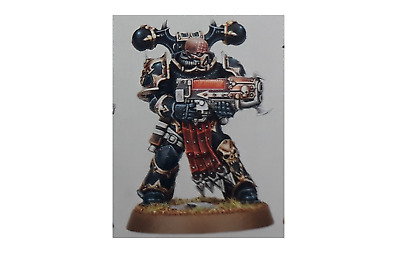 Chaos space marines 6 - Chaos - unboxed Shadowspear - 40k