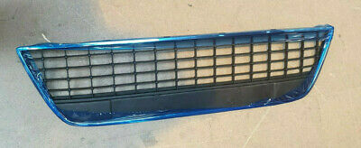 Ford Mondeo Mk4 Front Bumper Lower Grill Chrome Frame 1520495 2012
