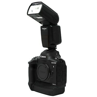 NEW Camera Flash - Professional Speedlite TTL - UK NEXT DAY DELIVERY