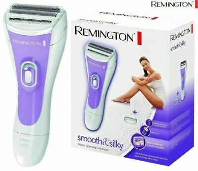 Remington WDF4815C Shave & Go Lady Shaver Wet & Dry Battery Operated