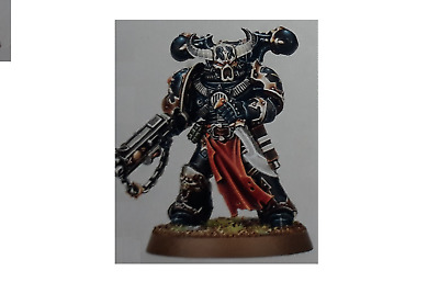 Chaos space marines 8 - Chaos - unboxed Shadowspear - 40k