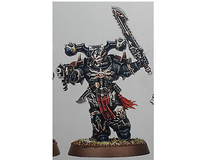 Chaos space marines 9 - Chaos - unboxed Shadowspear - 40k