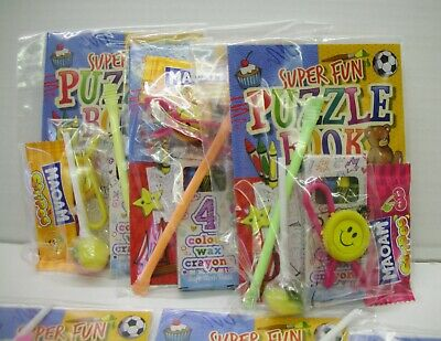 Childrens Pre Filled Party Bags Boys S Ready Made Kids