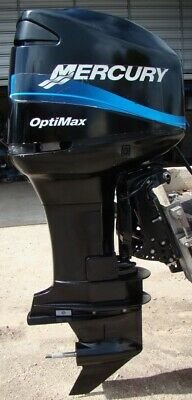 2001 TWIN (2) 225 mercury optimax outboards - $8,900 00