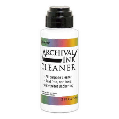 Ranger Archival Ink Cleaner 2oz INK58939