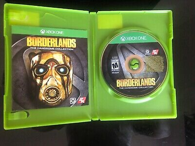 Borderlands: The Handsome Collection | Microsoft Xbox One | MINT DISC | Read