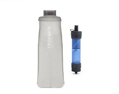 LifeStraw Flex Multi-Function Water Filter System with 2-Stage Carbon Filtration